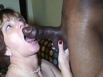 My Wife Takes Black Flannel - Interracial Sex