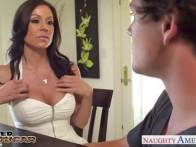 Lot aged landlady Kendra Lust is fucking her tenant Tyler Nyxon