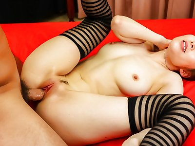 Exotic Japanese whore Kou Minefuji in Horny JAV uncensored Hardcore clip