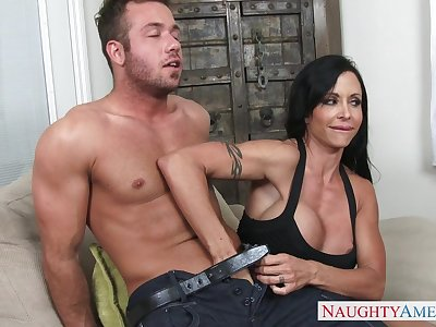 Jewels Jade & Chad White in My Friends Hot Mom