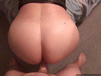 Granny anal