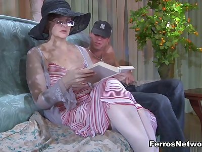 GuysForMatures Video: Leonora and Herbert