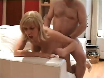 British unskilled blonde from DateFree.eu
