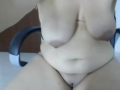 Milf Squiting on cam