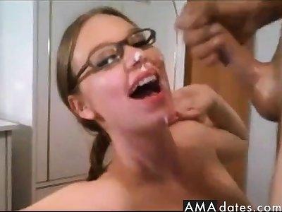 Mature chunky nippled fuck