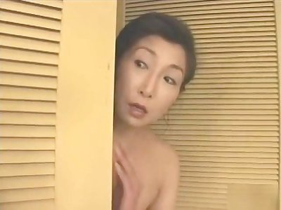 Mature Japanese wife gets fucked in brave b be accepted