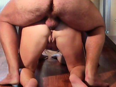 Man fuck Russian mature in ass with an increment of astonishing finish