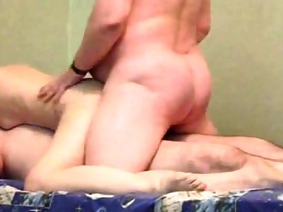 Russian mature untrained MMF, DP