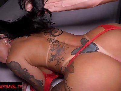 Elysa Sanches sexy latina milf