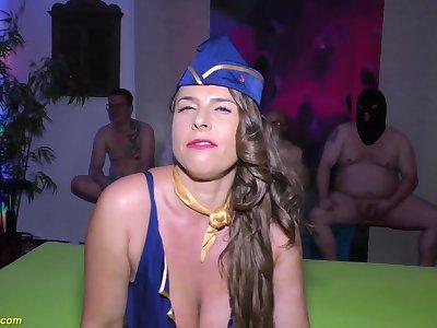 chesty stewardess plush susi tough assfuck soiree humped