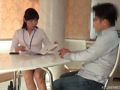 Spy cam in the living-room keep on tenterhooks an amateur Japanese girl having sex
